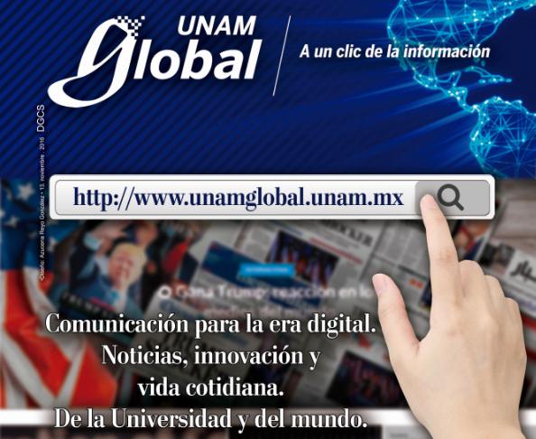 Captura UNAM Global