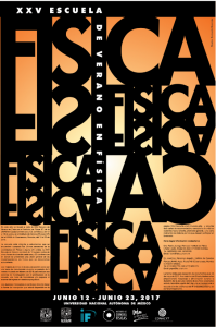 Captura cartel ESCVerFis 2017