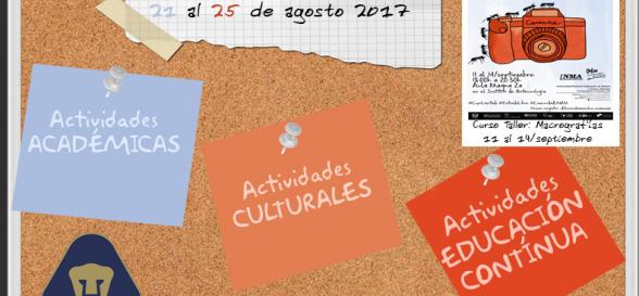 ACTIVIDADESSEMANALES201721al25agosto