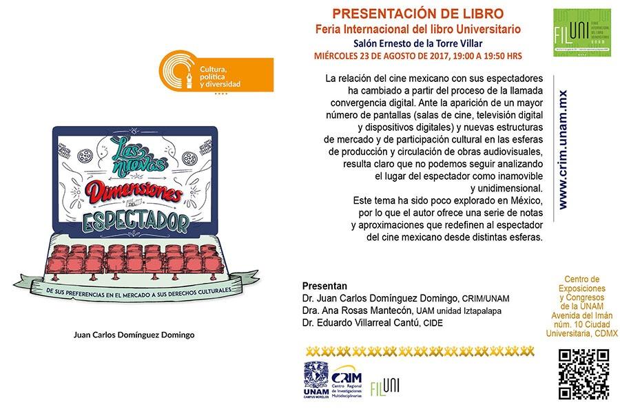 Banner Presentacion Libro Juan Carlos Dom. 23agostt17image001