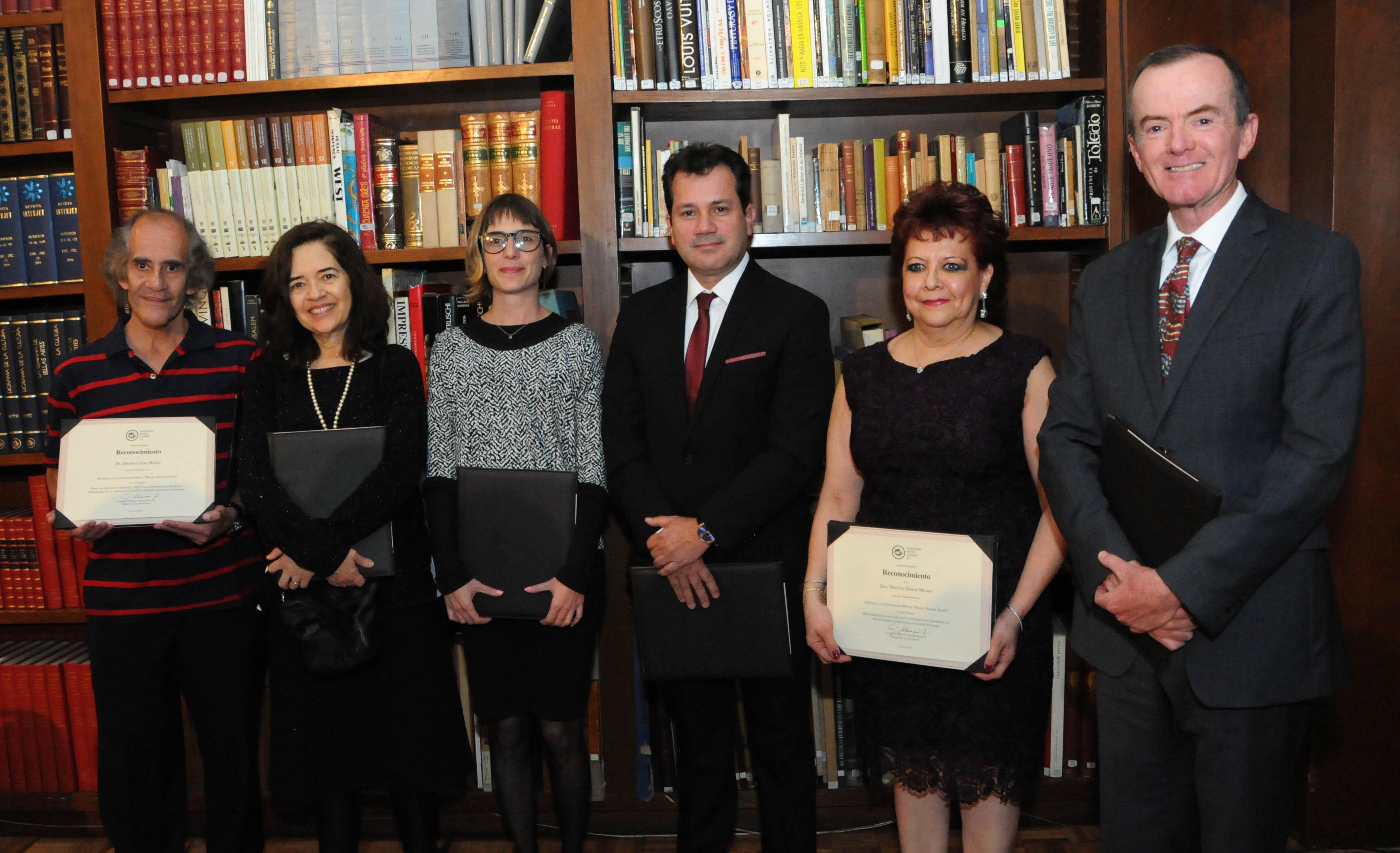 10 Investigadores de laUNAM Premiados