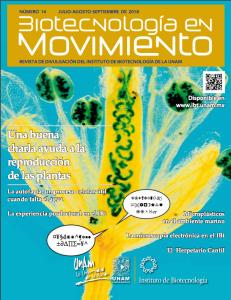 Rev. Biotecnología Portada Num 14