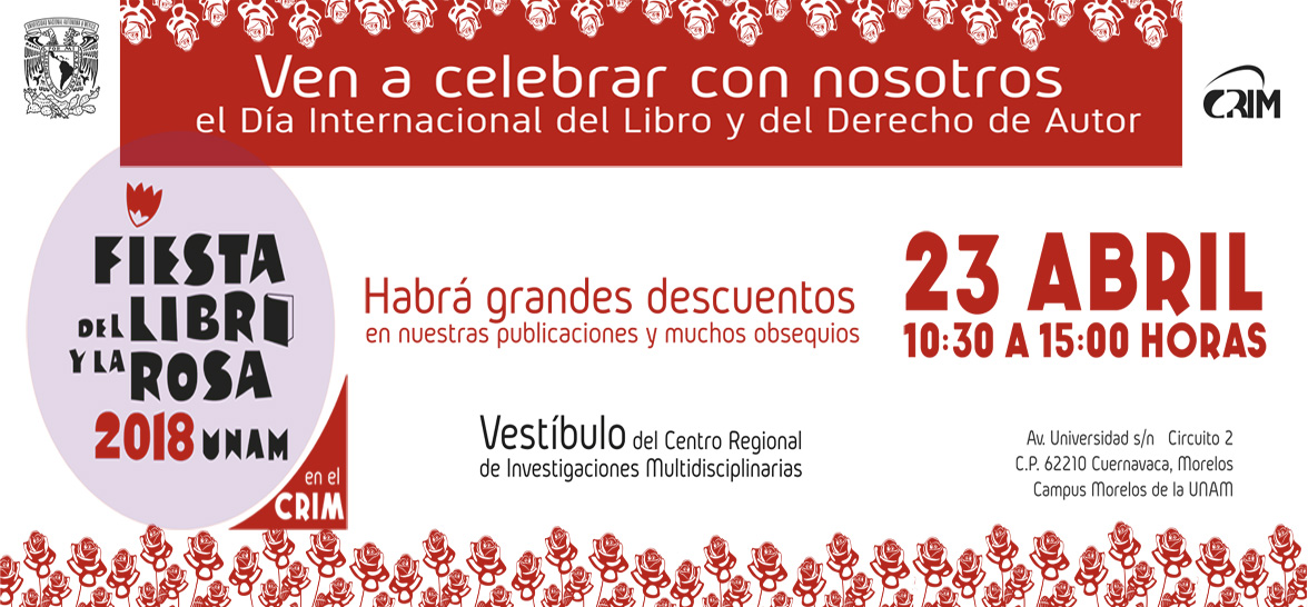 Carrusel Campus_FiestaLibro2018CRIM