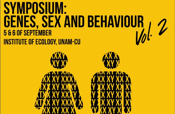 Captura cartel Carrusel Simposio Sexo Genes