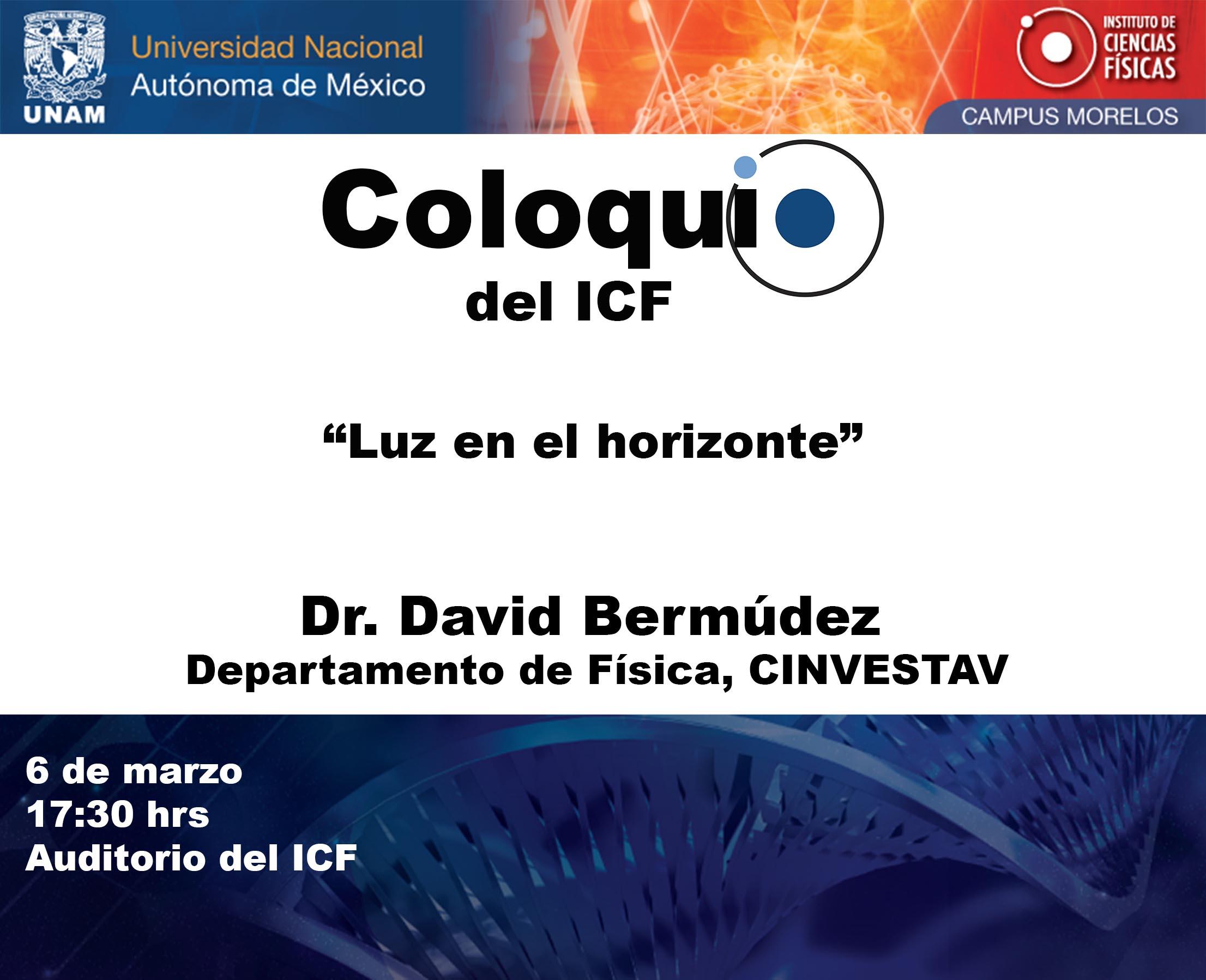 coloquio ICF