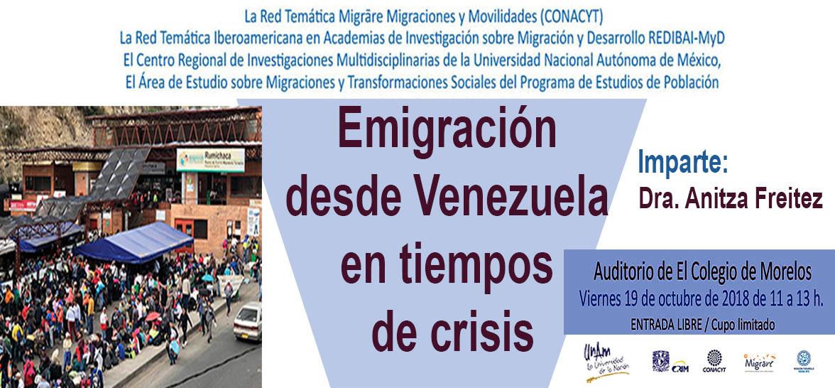 Carrusel Emigracion Venezuela