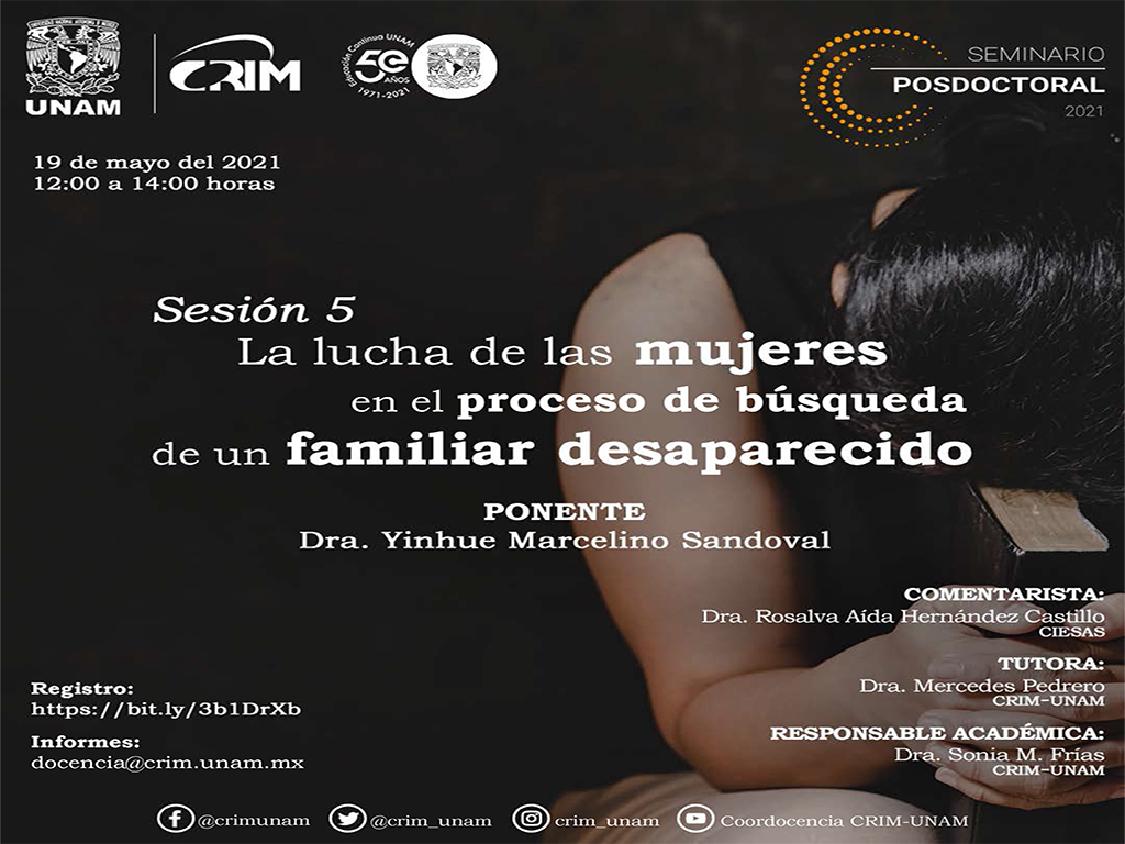 CAMPUS_5a sesión Seminario Posdoctoral