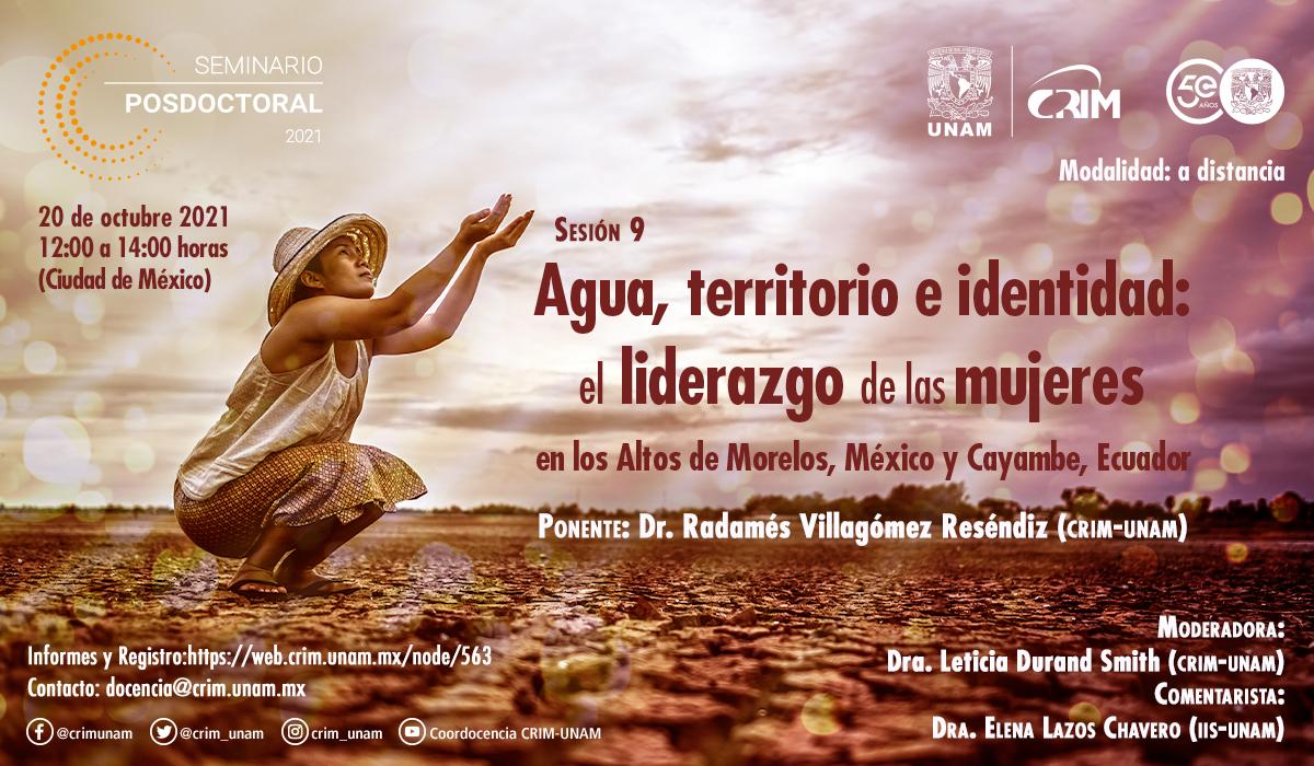 Sesion 9 Agua Tierra e identidad
